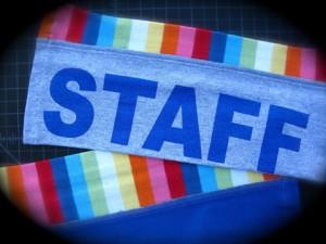 Staff - Leg-Warmers